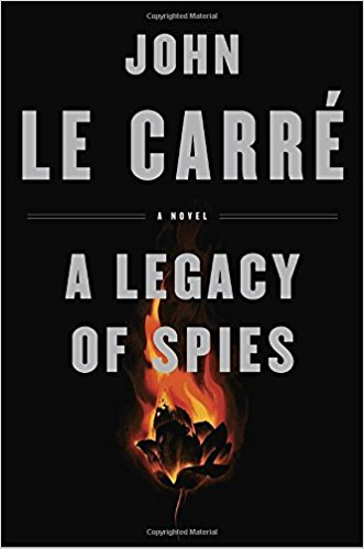 A Legacy of Spies- Fiction