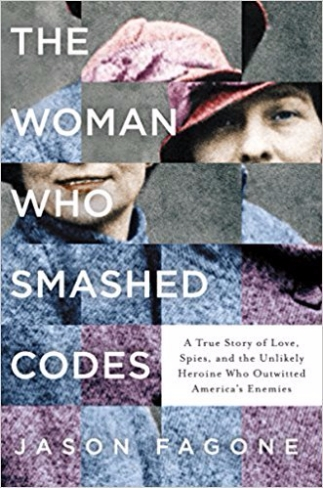 The Girl who smashed Codes