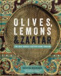 olives lemons and za'atar