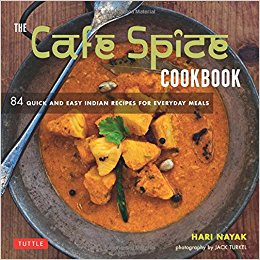 the cafe spice book