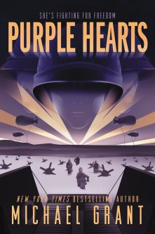 Purple Hearts by Michael Grant