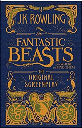 fantastic beasts and where to find them (fantasy)