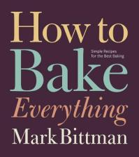how to bake everything