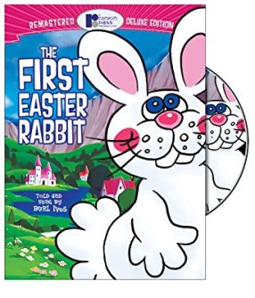 the first easter rabbit dvd