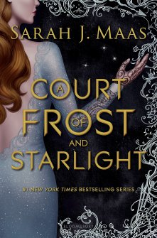 A Court of Frost and Starlight by Sarah Maas