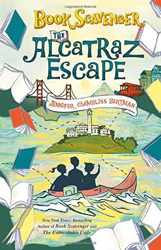 Alcatraz Escape by Jennifer Chambliss Bertman