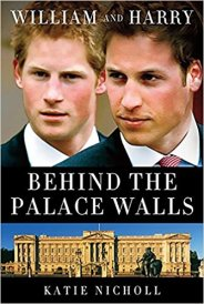 william and harry behind the palace walls