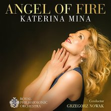 Katerina Mina Angel of Fire, Favorite Opera Arias