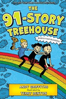 91 Story Treehouse Andy Griffiths