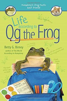 Life according to OG the Frog Betty Birney