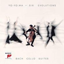 Six Evolutions - Bach Cello Suite by Yoyo Ma