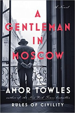 (Sept) A Gentleman in Moscow