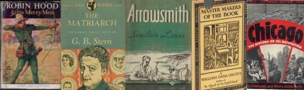1-31-1930 books
