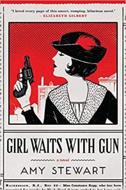(Feb) Girl Waits With Gun