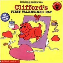cliffords first valentines day