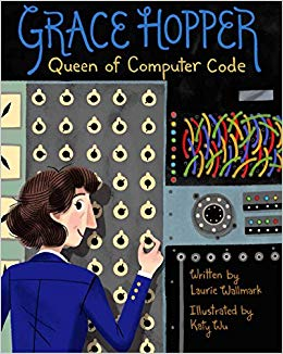 grace hopper queen of computer code