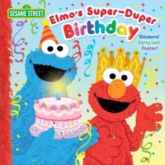 elmos super duper birthday
