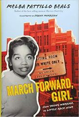 march forward girl