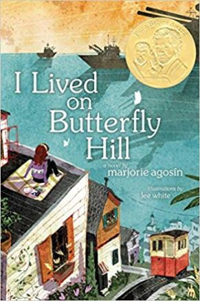 i lived on butterfly hill