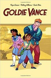 goldie vance vol 1